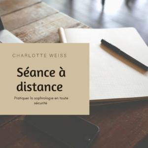 Séance à distance avec Charlotte Weiss : sérénité